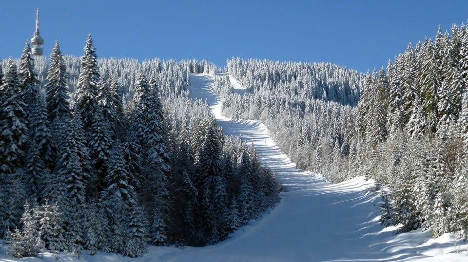 Пампорово  самый южный лыжный курорт Болгарии
