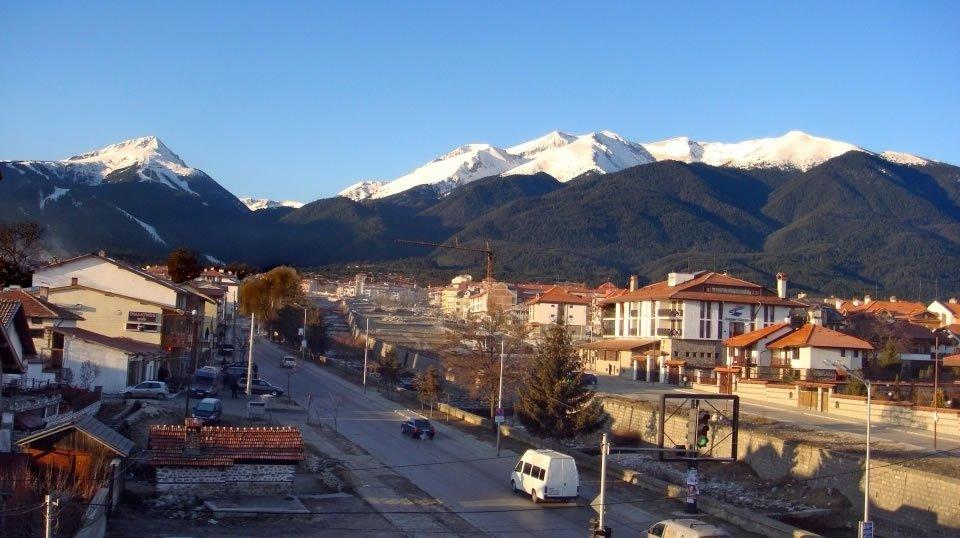 Банско признан самым посещаемым и самым известным горнолыжным курортом Болгарии