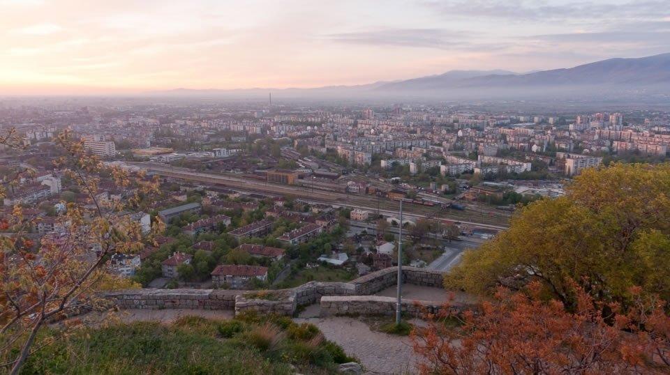 Пловдив - один из самых древних в Европе городов