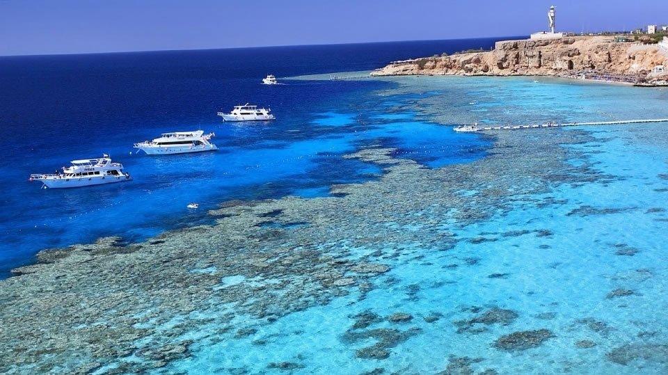 Самый доступный пляжный курорт Египта - Шарм-эль-Шейх
