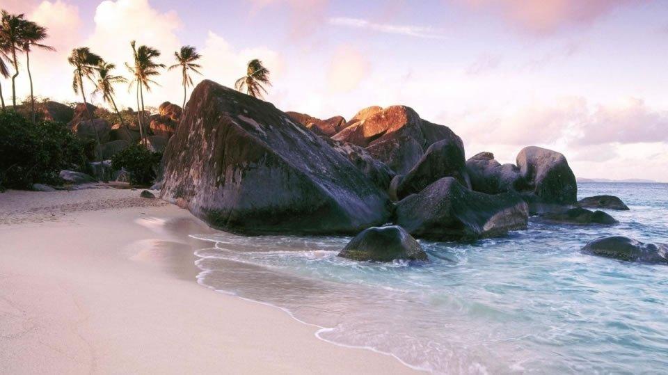 Британские Виргинские острова обеспечат вам незабываемый отдых