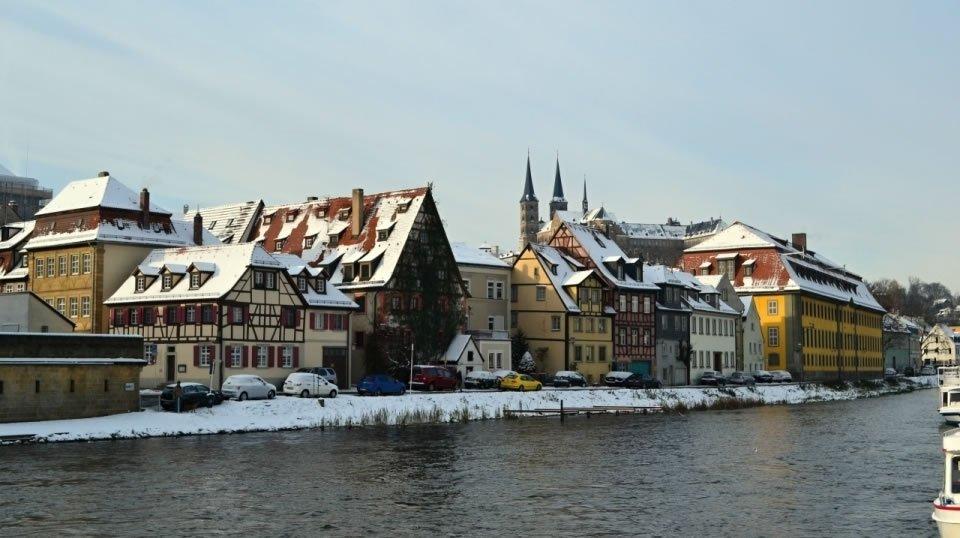 Рождество в Нюрнберге Германия