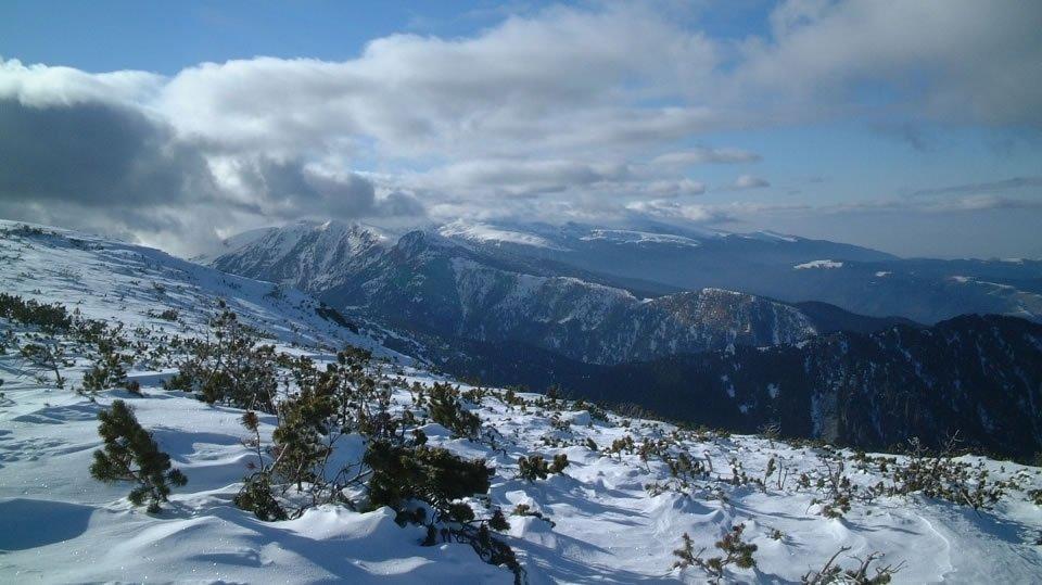 Горнолыжный курорт Боровец находится у подножья горы Мусала
