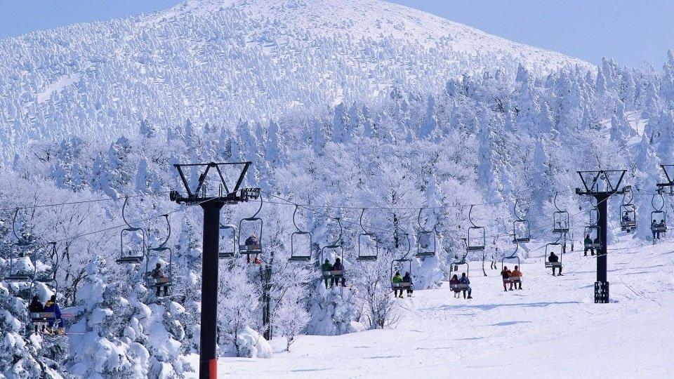 Самый молодой горнолыжный курорт Болгарии Чепеларе