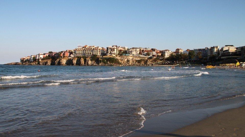 Пляж Созополь Болгария