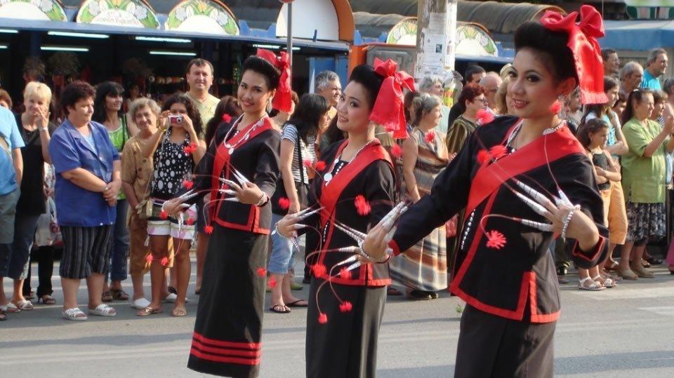 Международный фольклорный фестиваль Еврофолк в Велико-Тырново