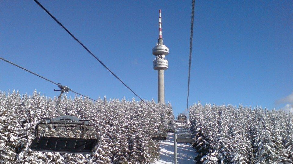 На горнолыжных курортах Болгарии до 80% туристов - болгары