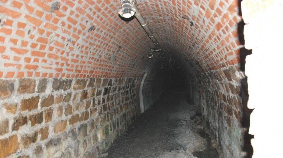 Подземный город будет расположен под болгарским приморским парком где сейчас расположено бомбоубежище
