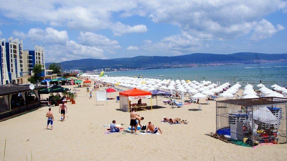 Самым дешевым курортом для европейцев является болгарский Солнечный берег