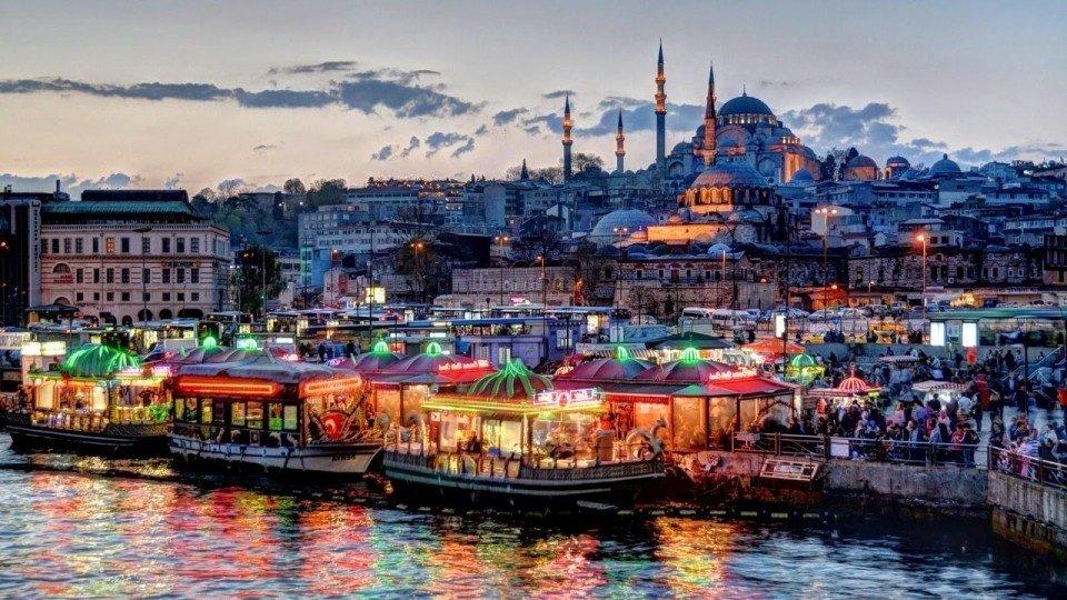 Стамбул стал пятым среди самых посещаемых городов Мира