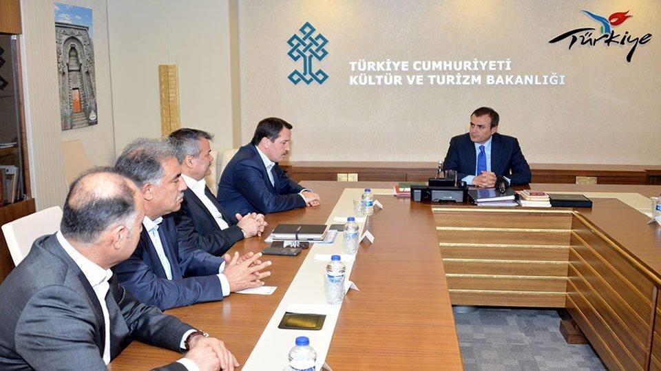 В Турции разрабатывают план по спасению туристической отрасли