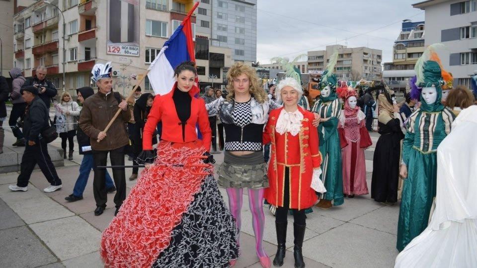 Маскарадный фестиваль Кукерландия что пройдет в 2014 году в Ямболе уже 15-й по счету