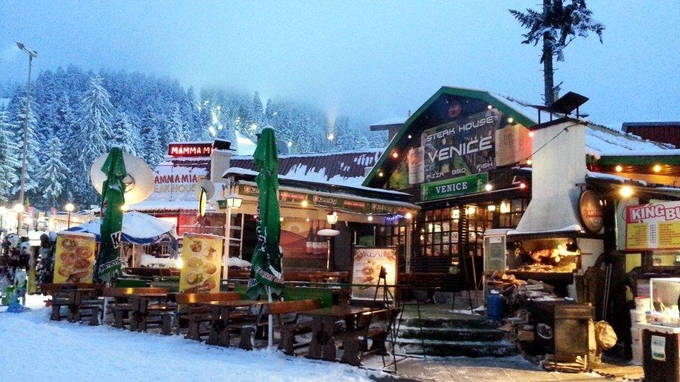 Рестораны в Боровце, Болгария