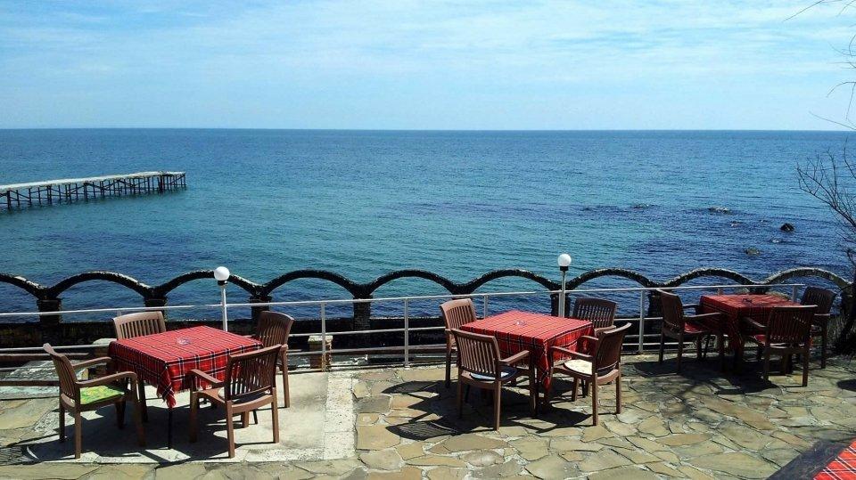 Рестораны на курорте Святые Константин и Елена, Болгария
