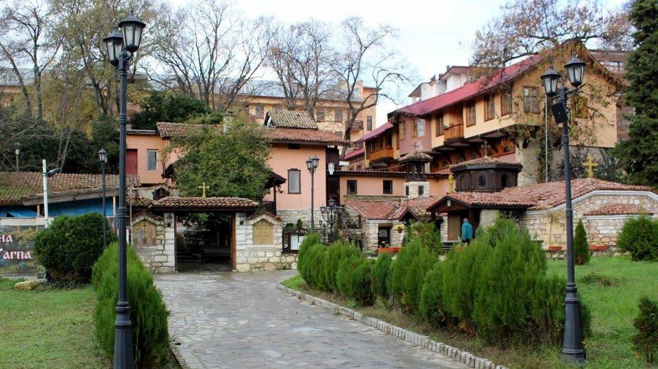 Достопримечательности на курорте Святые Константин и Елена, Болгария