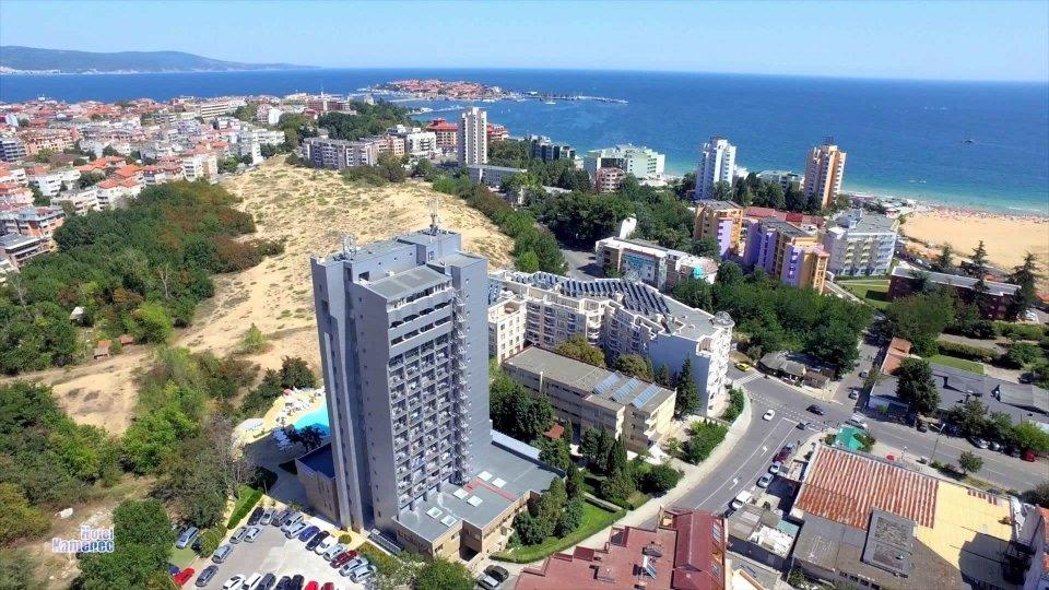 Отели в Несебре, Болгария