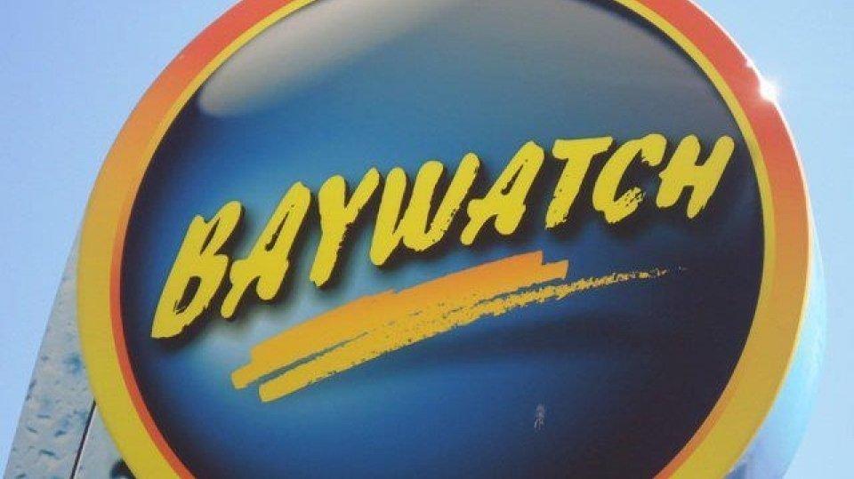 Бар «Baywatch Beach Bar», Золотые пески, Болгария