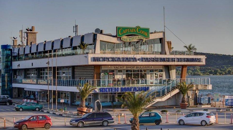 Ресторан «Captain Cook», Варна, Болгария
