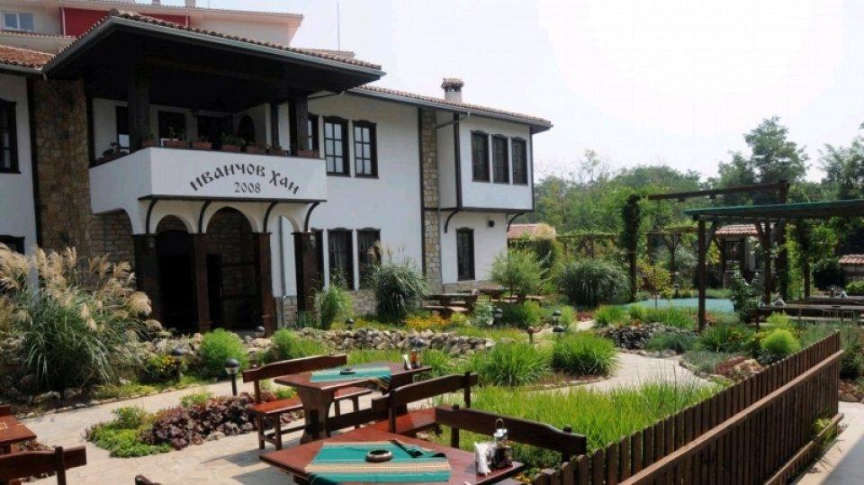 Ресторан «Ivachov Han», Святые Константин и Елена, Болгария