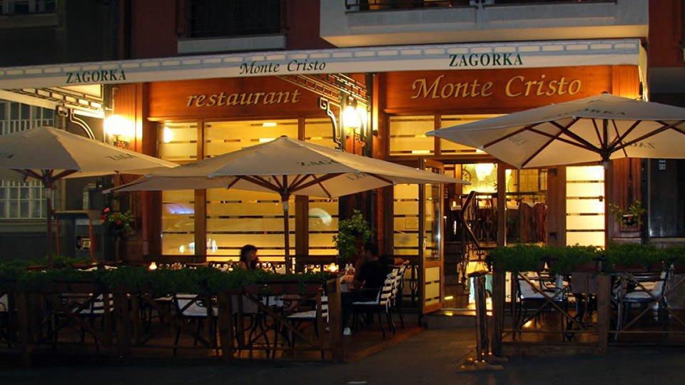 Ресторан «Monte Cristo», Бургас, Болгария