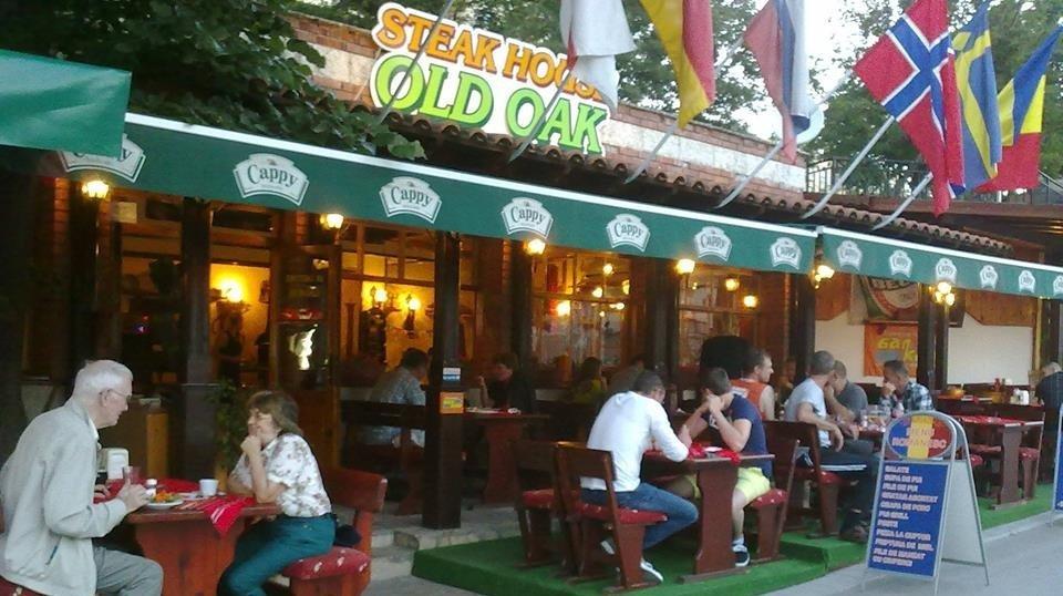 Ресторан «Old Oak», Золотые пески, Болгария