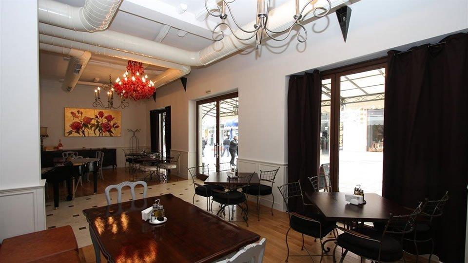 Ресторан «Rose», Бургас, Болгария