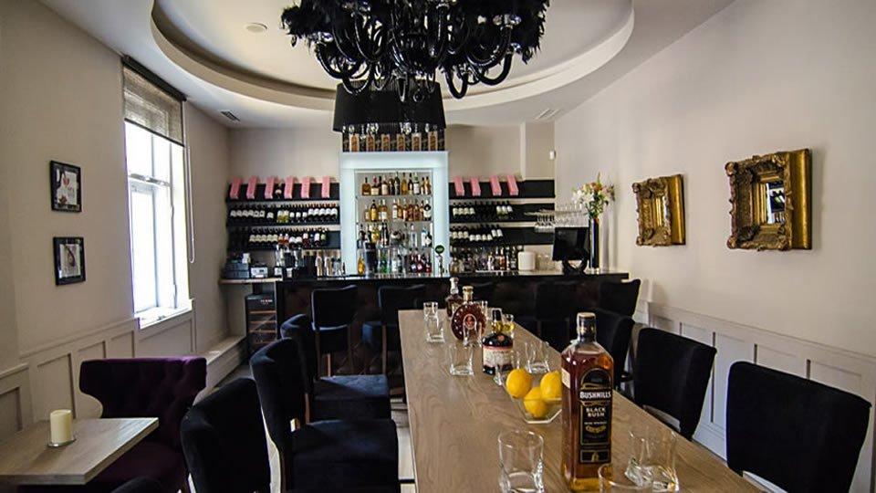 Ресторан «The Company», София, Болгария
