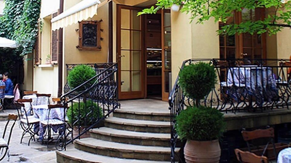 Кафе «Villa Rosiche», София, Болгария
