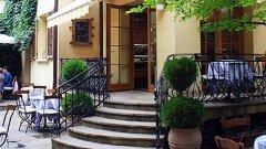 Кафе «Villa Rosiche»