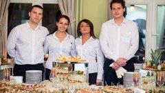 Ресторан «Vista Mare City»