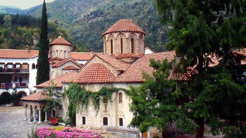 Бачковский монастырь, София, Болгария