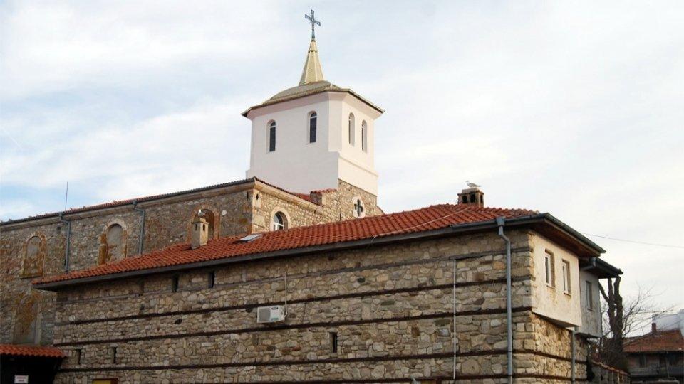 Церковь «Успения Пресвятой Богородицы» в Несебре, Болгария