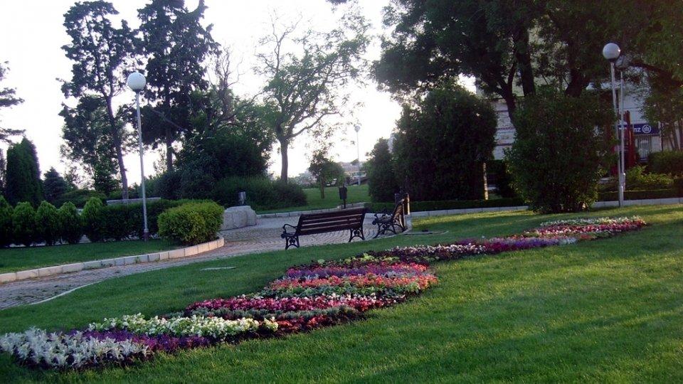 Городской парк Несебра, Болгария