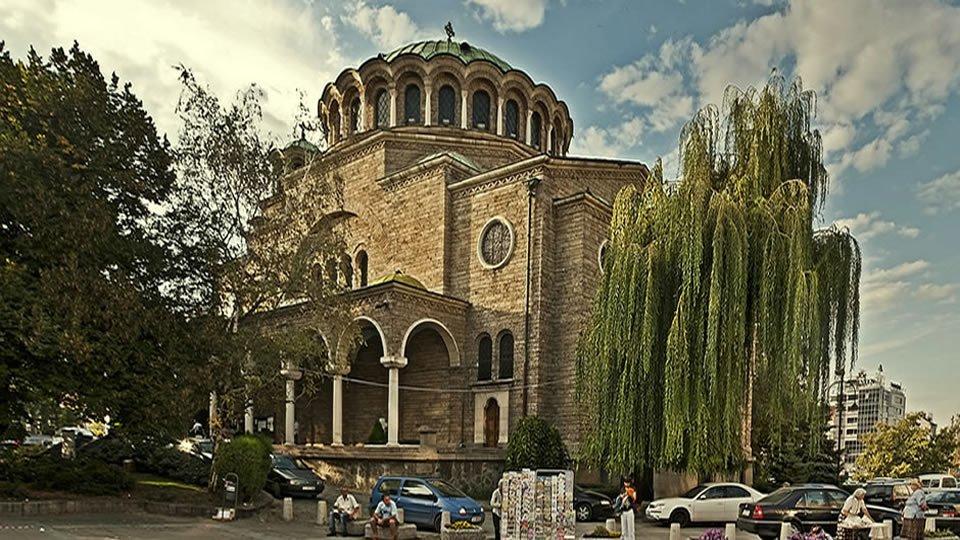 Церковь Света Неделя, София, Болгария