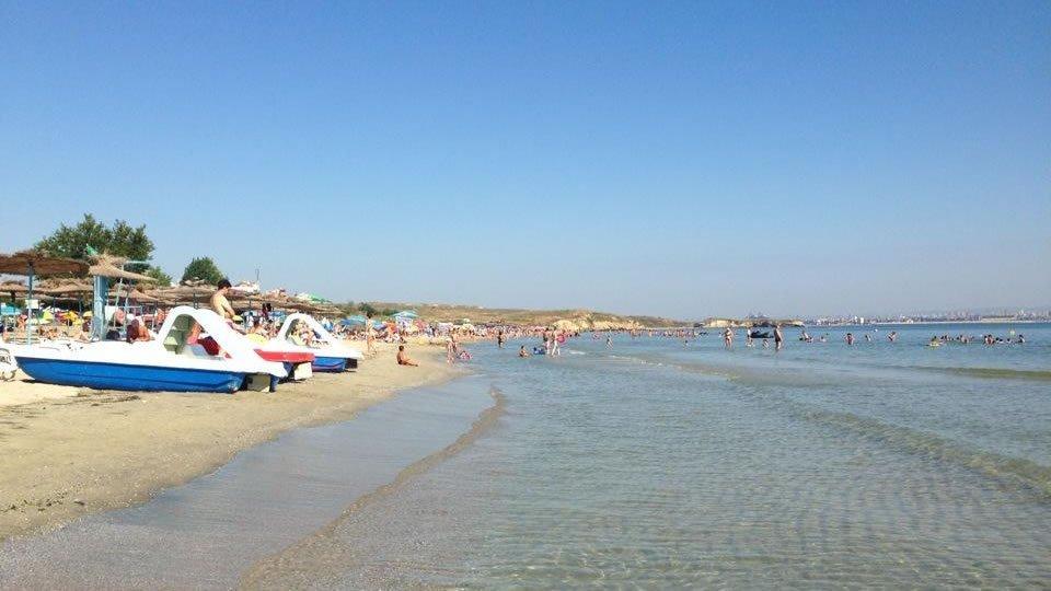 Пляж «Крайморице», Бургас, Болгария