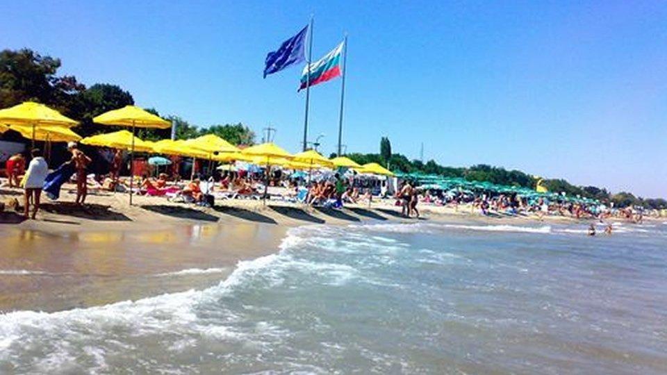 Северный пляж Бургаса, Бургас, Болгария