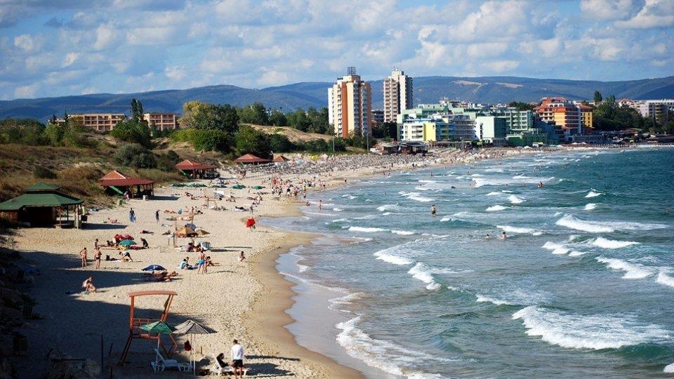 Южный пляж Несебра, Болгария