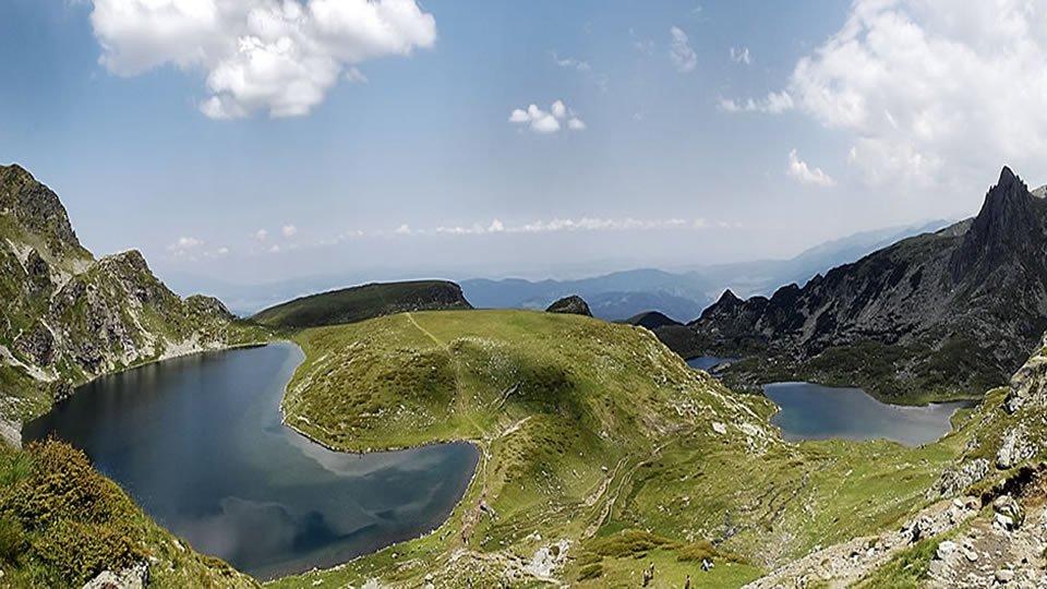 Рильские озера, Боровец, Болгария