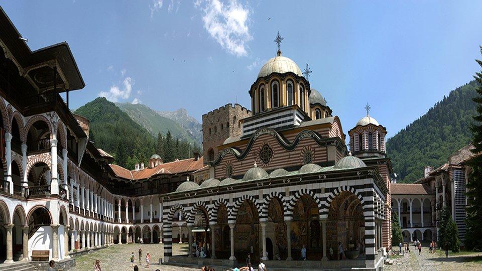 Рильский монастырь, Боровец, Болгария