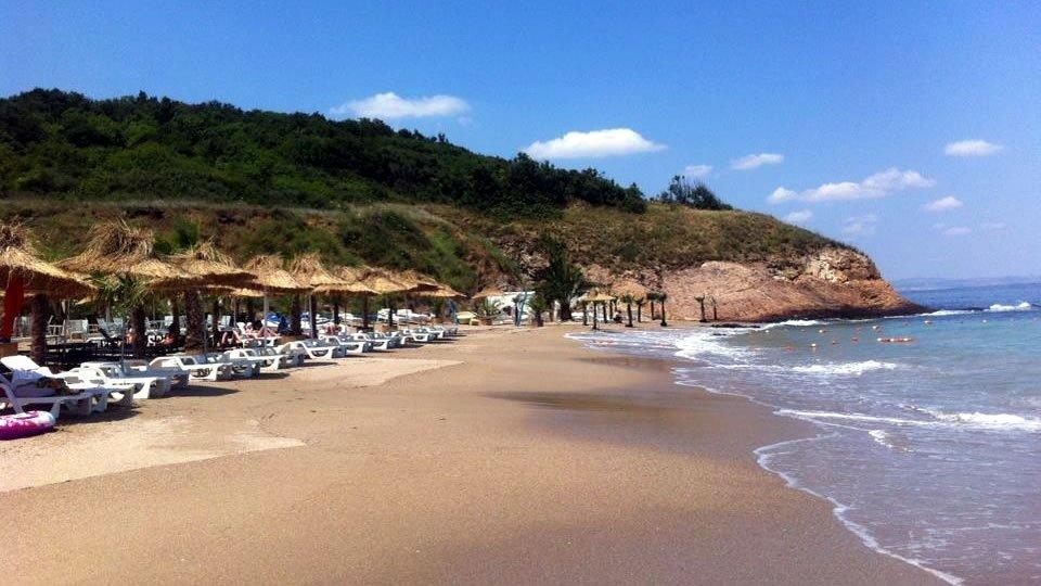 Пляж «Росенец», Бургас, Болгария