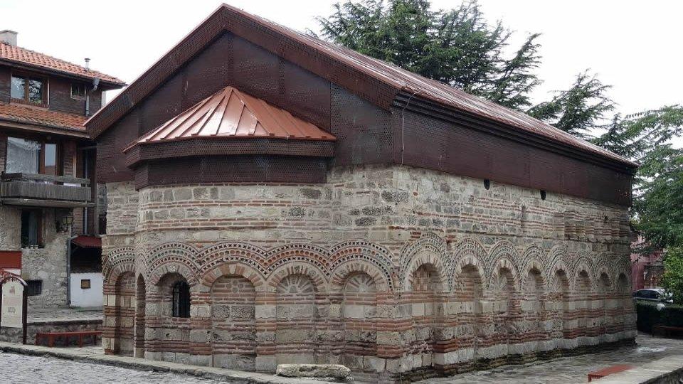 Церковь «Святого Параскева» в Несебре, Болгария