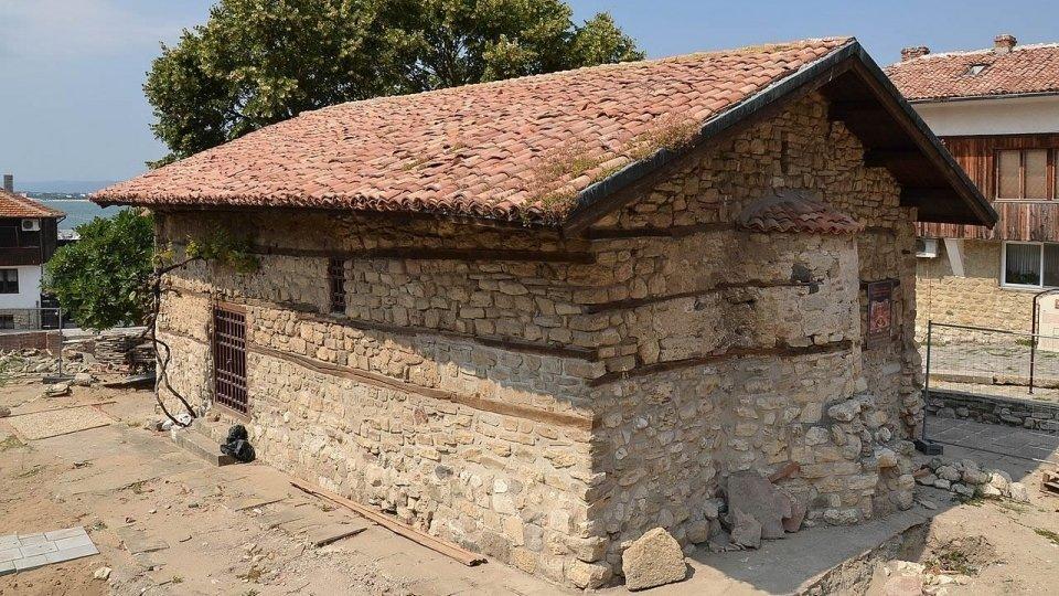 Церковь «Святого Спаса» в Несебре, Болгария
