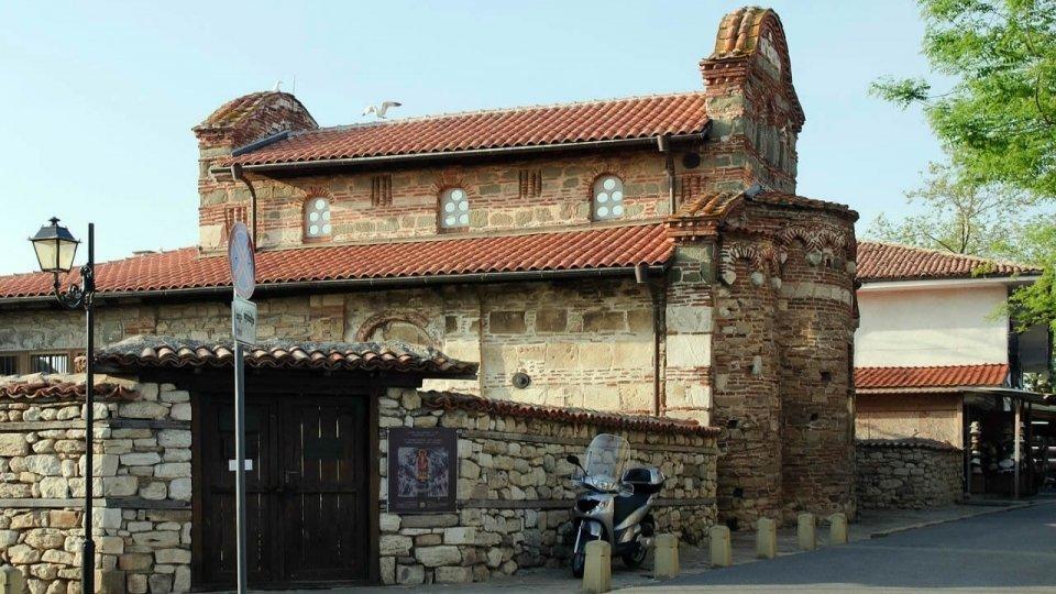 Церковь «Святого Стефана» в Несебре, Болгария