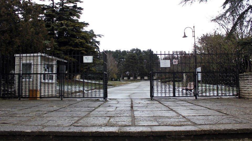 Парк-музей «Владислав Варненчик» в Варне, Болгария