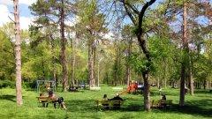 Парк «Минеральные бани»