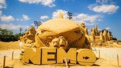 Город песчаных фигур