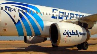 Авиатранспорт Египет