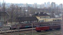 Железнодорожная станция «Искар»