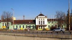 Железнодорожная станция «Подуяне»